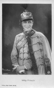 Willy Fritsch im Film Ein Walzertraum 1925